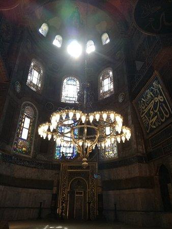 Basilica e museo di Santa Sofia. Fantastica