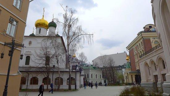 Sretenskiy Monastery: Сретенский монастырь