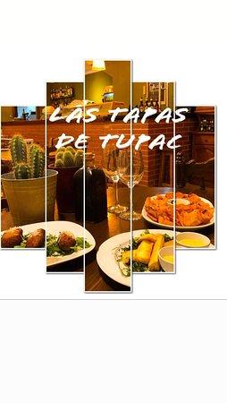 tapas peruanas y fusión intensas y exóticas con toques románticos y elegantes, echas con mucho cariño, picardía y el orgullo de ser heredero de una cultura gastronómica que cada vez conquista mas adeptos.