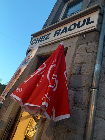 Cafe Chez Raoul location de vtt