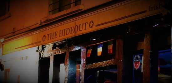 hideout paris latin quarter