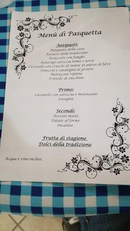 Weekend Pasquale