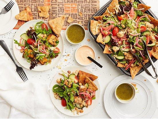 Big Choolaah Salad