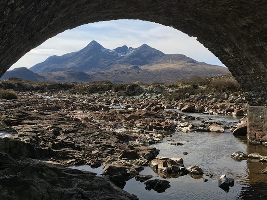 Isle of Skye Day Trip from Inverness: Black Cuillin