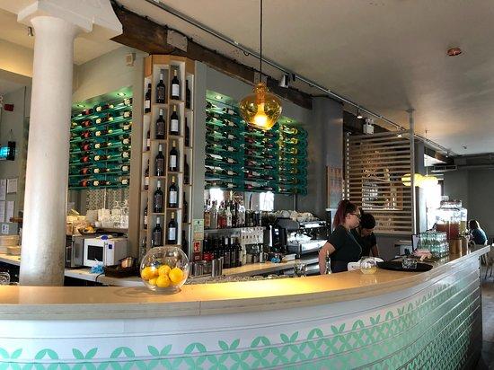 Ask Italian - Hull: Bar