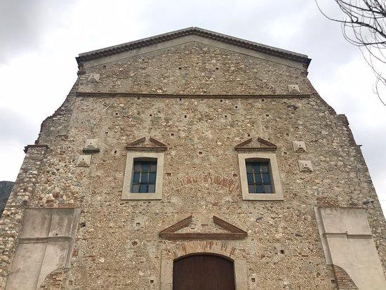 Stilo, Itálie: Chiesa che vide Tommaso Campanella novizio