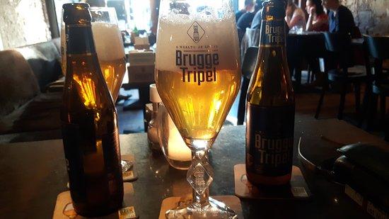 Meat & Co: Brugge Tripel Craftbeer
