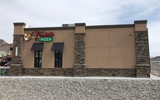 Fratelli Pizza Side