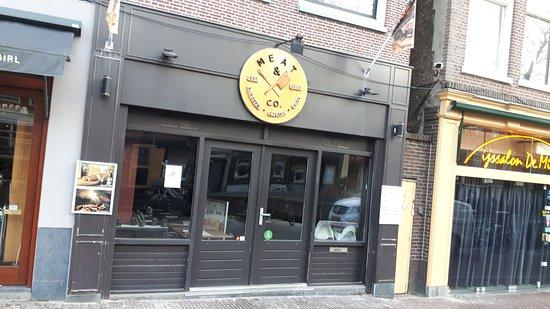 Meat & Co: Restaurant von außen