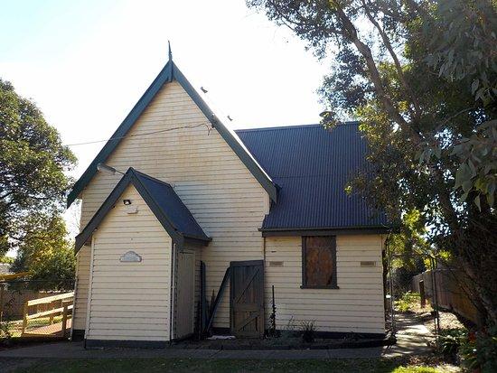 Vermont, Úc: old church