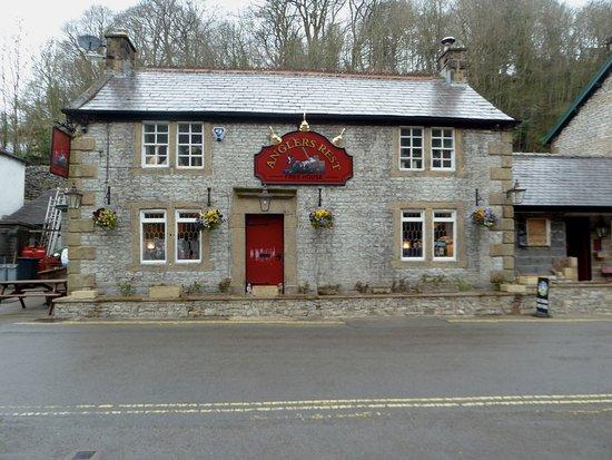 Miller's Dale pub