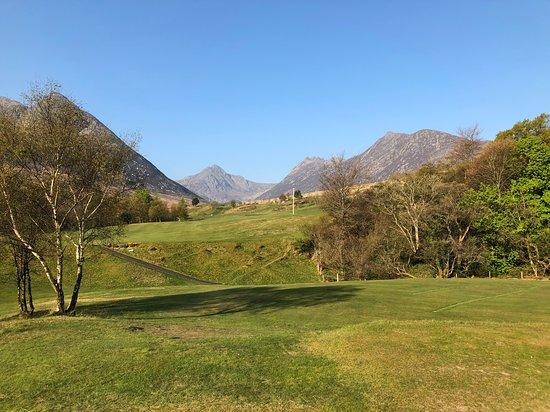 Bilde fra Corrie Golf Club