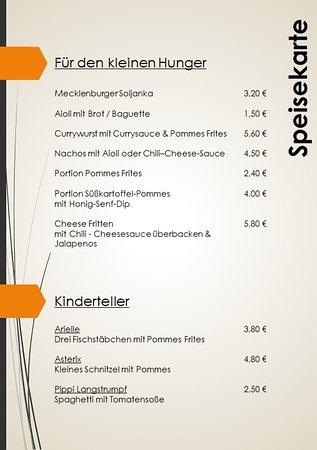 Lohmen, เยอรมนี: Kleiner Hunger