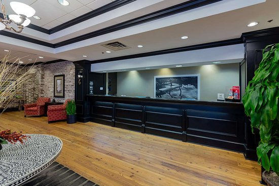 Hampton Inn Savannah - Historic District