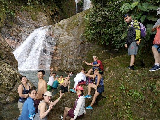 El Doncello, Colombia: cascada WOW! es la quinta cascada