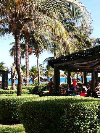 Silversands resort grounds