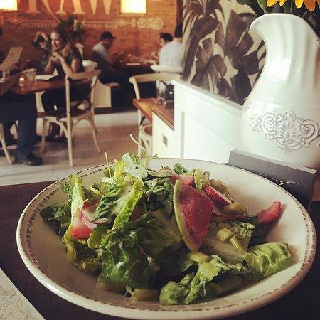 Drawl: Drawl Salad