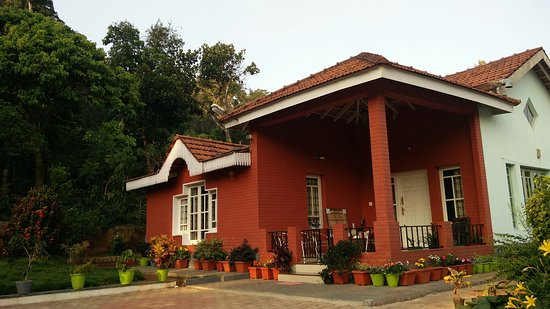 Trip to Chikamangaluru stayed at Gubachi Gudu