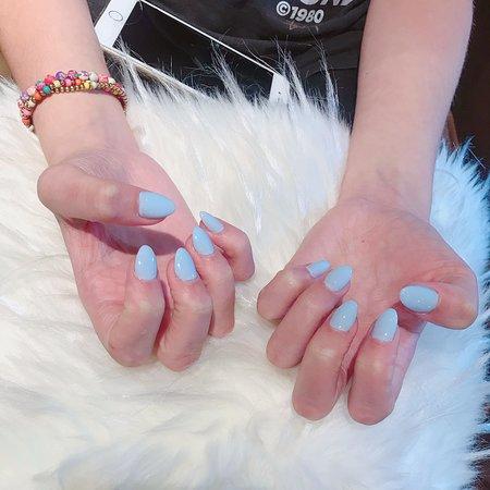 Beautiful nails art ❤️