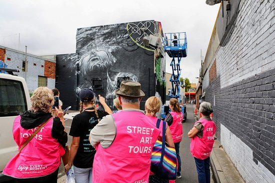 Street Art Walking Tours