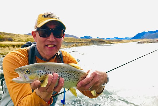 Guided Fly Fishing Trip from Wanaka 이미지