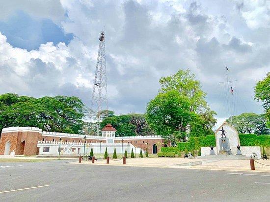 Chanthaburi, Thailand: fort