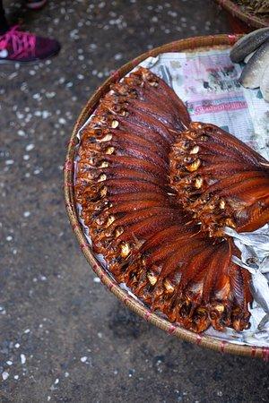 Thai Cooking Course Hua Hin: Fish