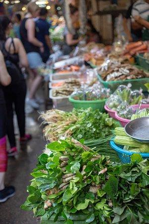Thai Cooking Course Hua Hin: Produce