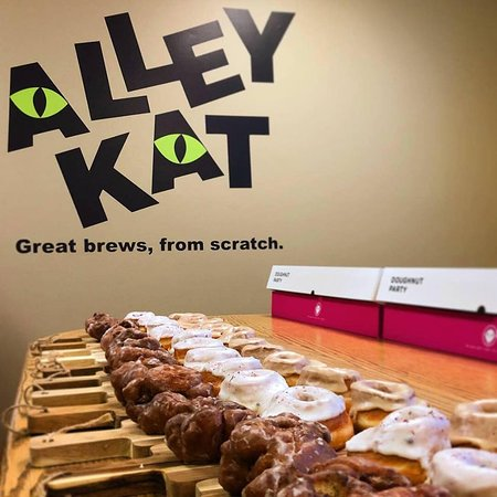 ‪Alley Kat Brewery‬