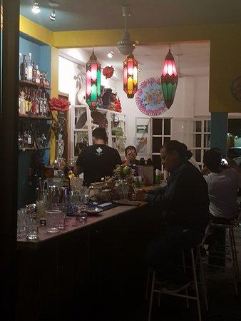 Raicilla bar