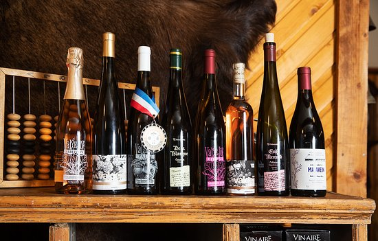 Lahemaa National Park, เอสโตเนีย: We have 10 different local fruit and berry wines available for tasting.