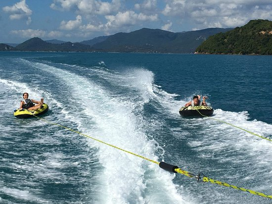 Private Escape Samui: Have fun with the tubing