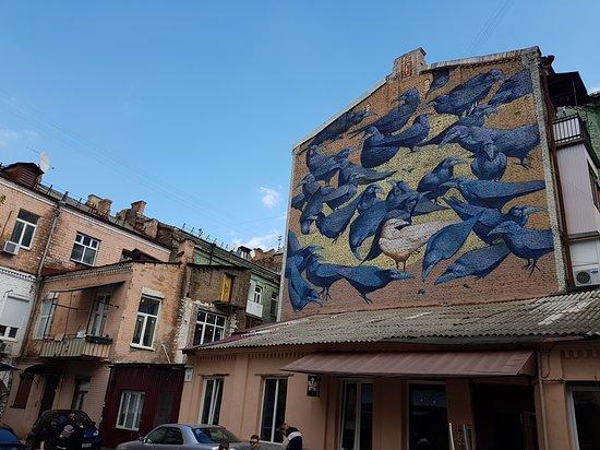 Street art tour was great!