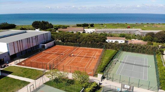 Tennis Club et Squash