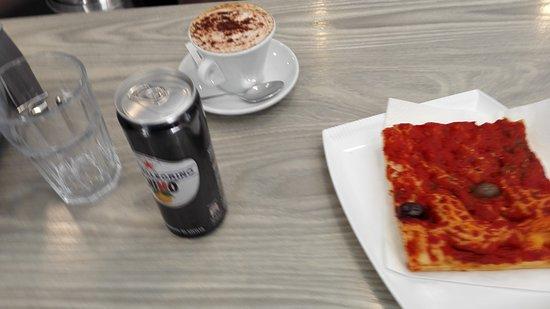 Olivetta San Michele, Italia: Vraiment trop bruyant