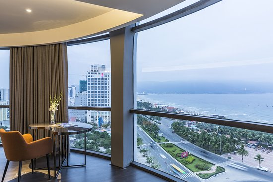 Stella Maris Beach Danang: Suite View from the room