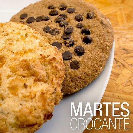 Panelate: Tardes crocantes con nuestras galletas campesinas. Algunas endulzadas con panela