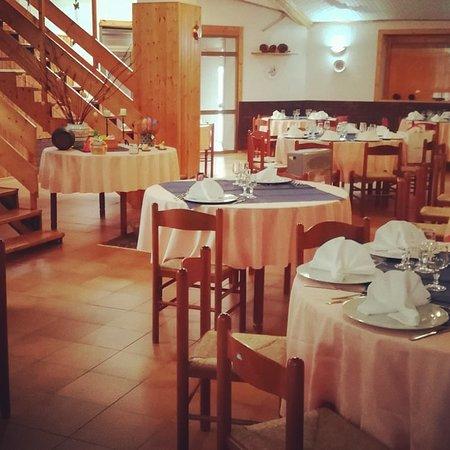 Hotel dei Pini: Sala ristorante