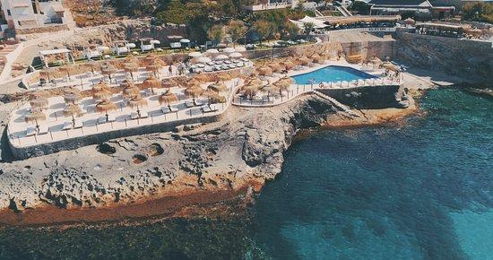 Aérea Beach Club Gran Folies