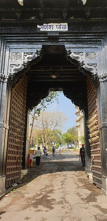 City Palace of Udaipur: The entrance gate of the palace
