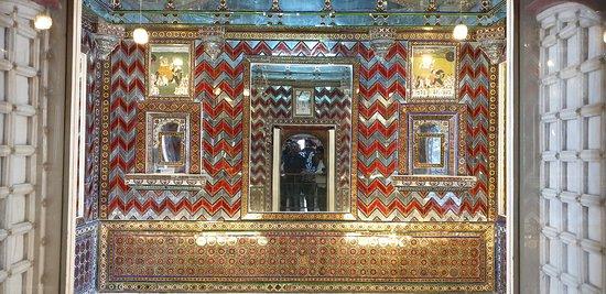 Sheesh Mahal (Palace of mirrors)