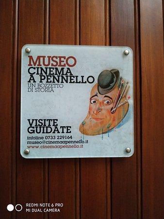 Montecosaro, Italie : ingresso