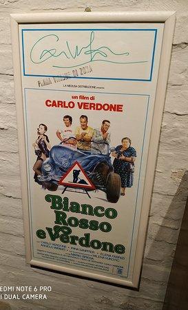 Montecosaro, Italie : Manifesto del film