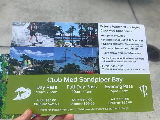 Club Med Sandpiper Bay 사진
