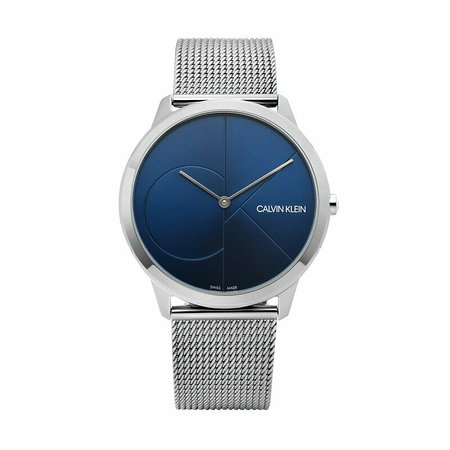 Calvin Klein Swiss Made Unisex Watch With Milanese Bracelete , 2 Years International Warranty , For 127€ Only .