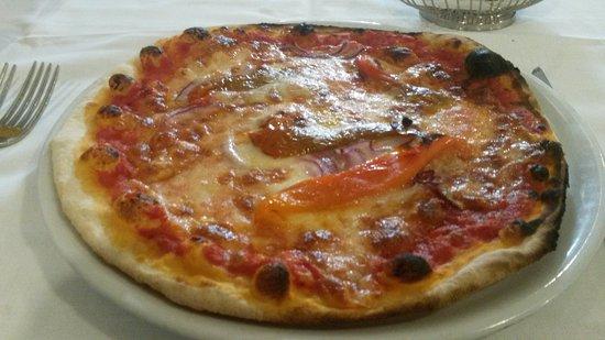 Pizza Calabrese a Roma