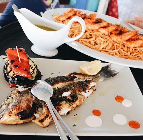 Seafood Tavern Aggelos: So delicious!