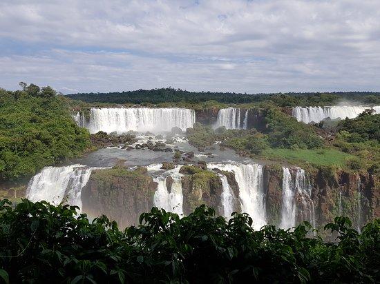Iguazu Falls Admission Ticket: Brazilian Side: Chutes