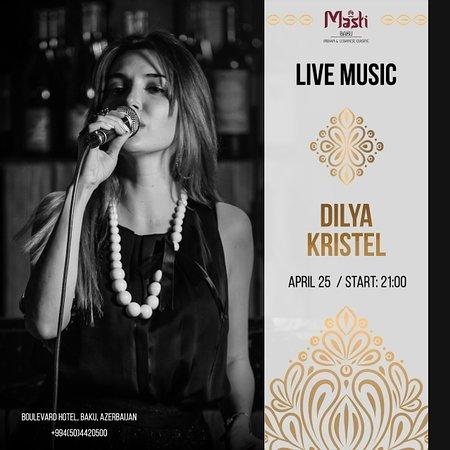Masti Baku Indian & Lebanese Cuisine: live music