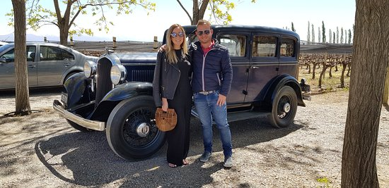 Exploring Mendoza - Private Day Tours: Andeluna Cellars
